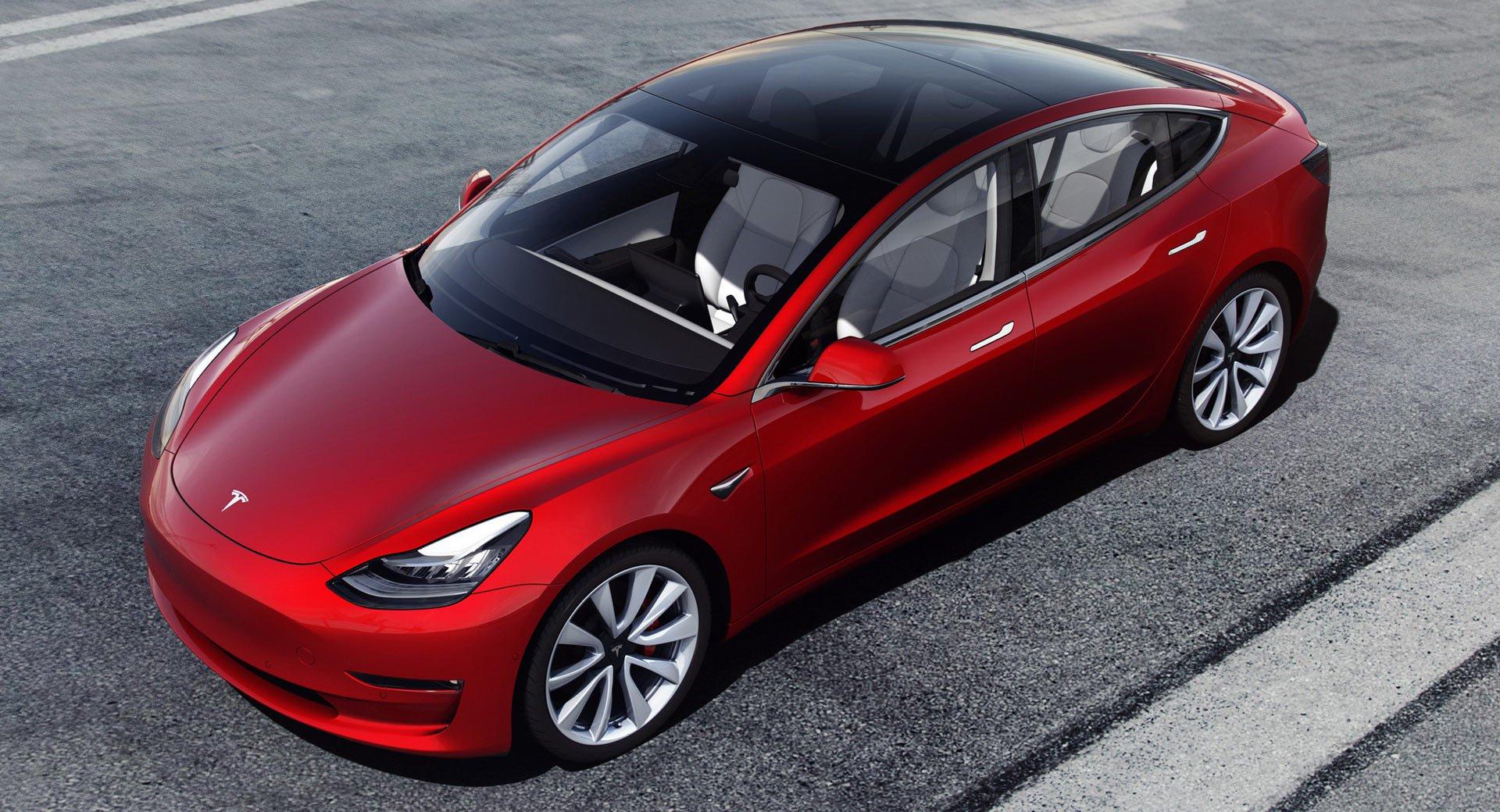 Obustavljena proizvodnja Tesla Modela 3 RWD Long Range