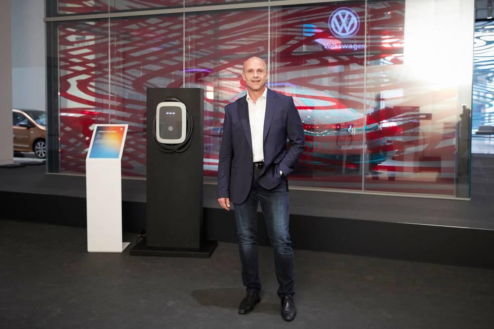 VW Punjači