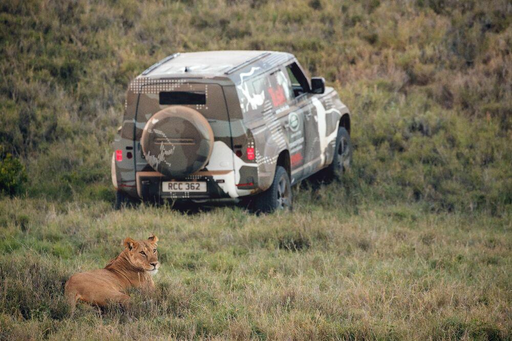 Novi Land Rover Defender