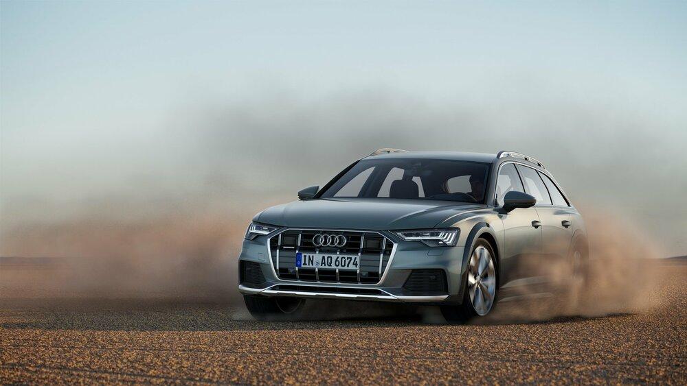 Audi A6 Allroad četvrta generacija