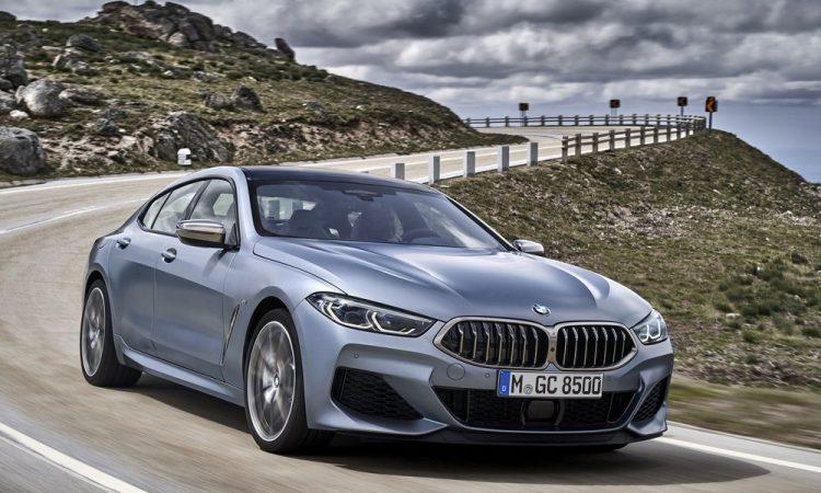 BMW Serije 8 Gran Coupe - Premijera