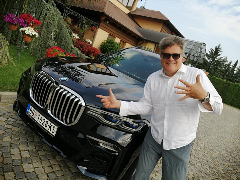 TEST BMW X7 - 983. emisija Vrele Gume
