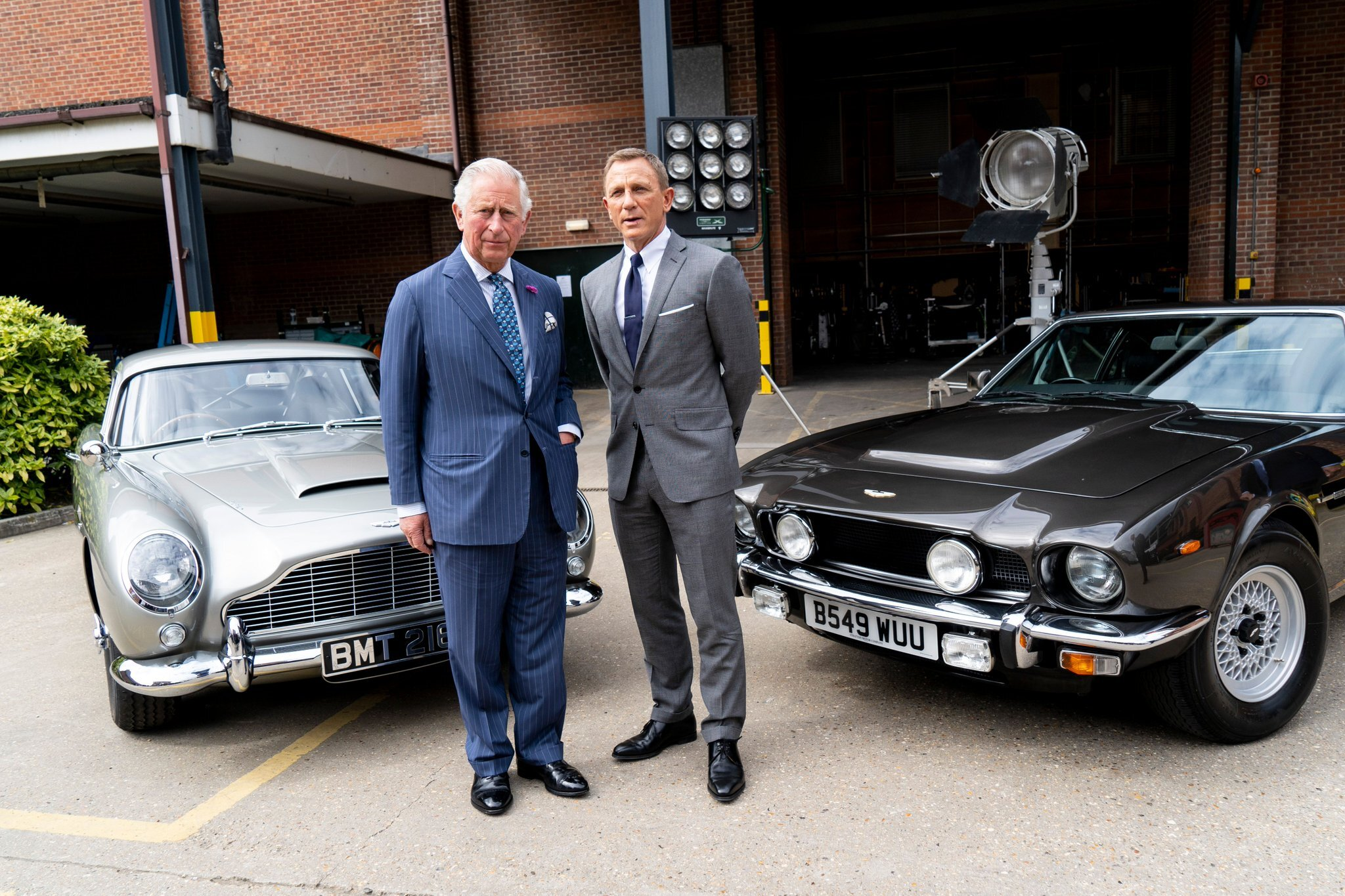 Aston Martin i Bond