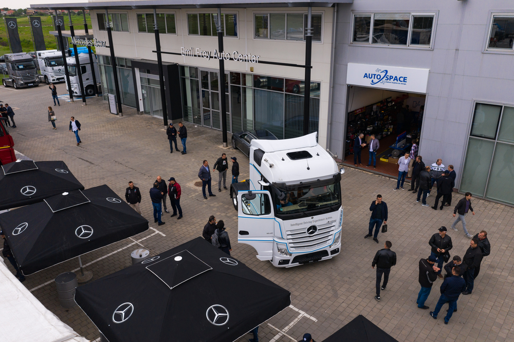 Mercedes-Benz - Dan otvorenih vrata