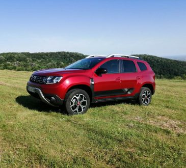 Dacia Duster TEST Vrele Gume
