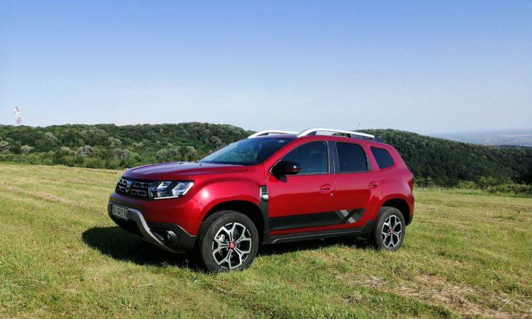 Dacia Duster TEST Vrele Gume