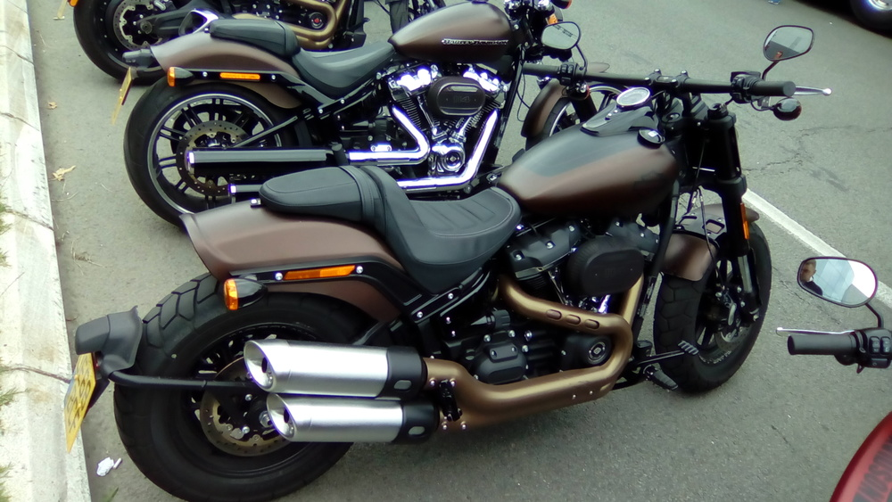 Harley-Davidson DEMO Weekend - Softail BOB 114