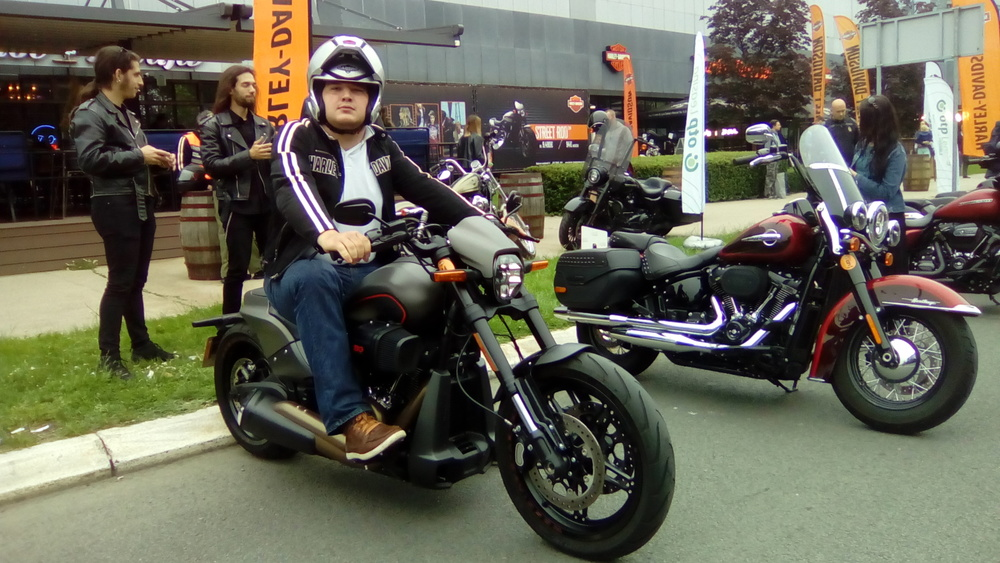 Harley-Davidson DEMO Weekend - FXDR 114