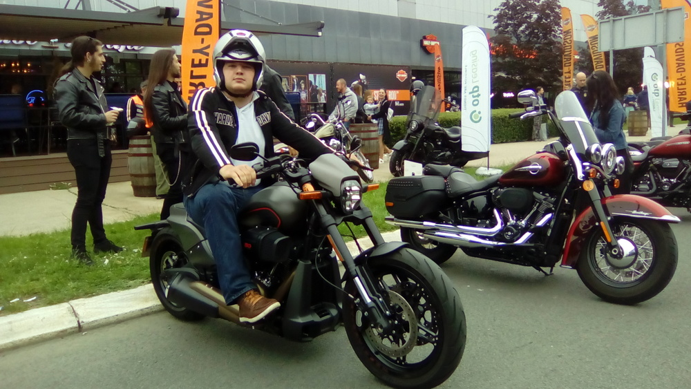 Harley-Davidson DEMO Weekend