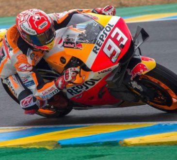 Markes Honda Barselona Moto GP