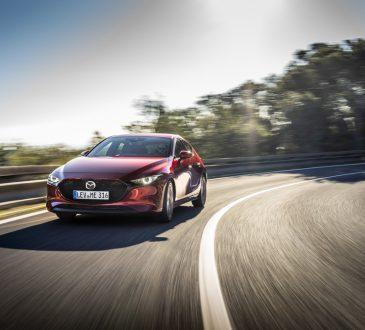 Mazda3 Red Dot