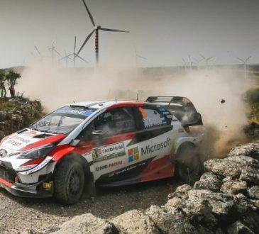 WRC Rally 2019 - Sardinija