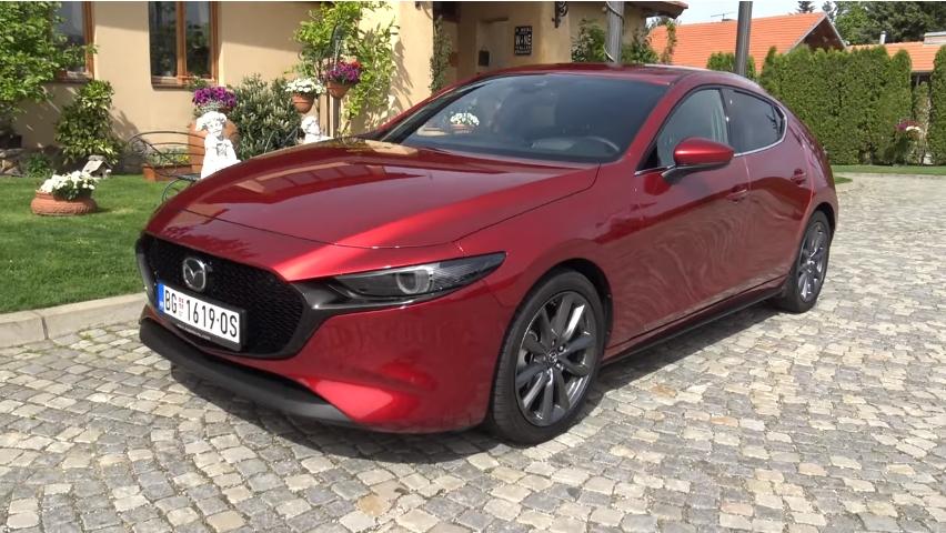 Mazda 3 - Test by Miodrag Piroški