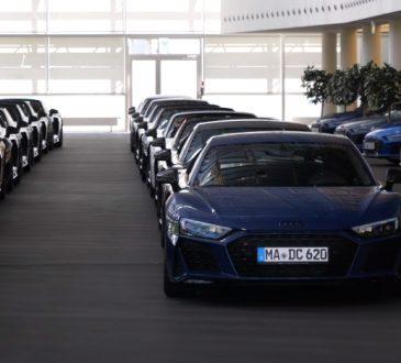 Audi R8 V10 Ingloštat