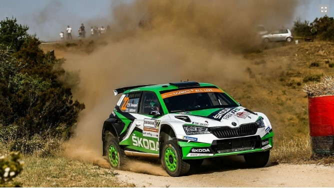 WRC Rally 2019
