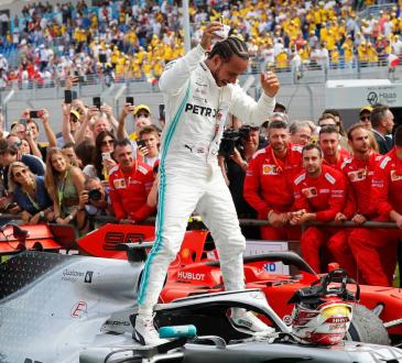 Hamilton, Formula 1, VN Francuske