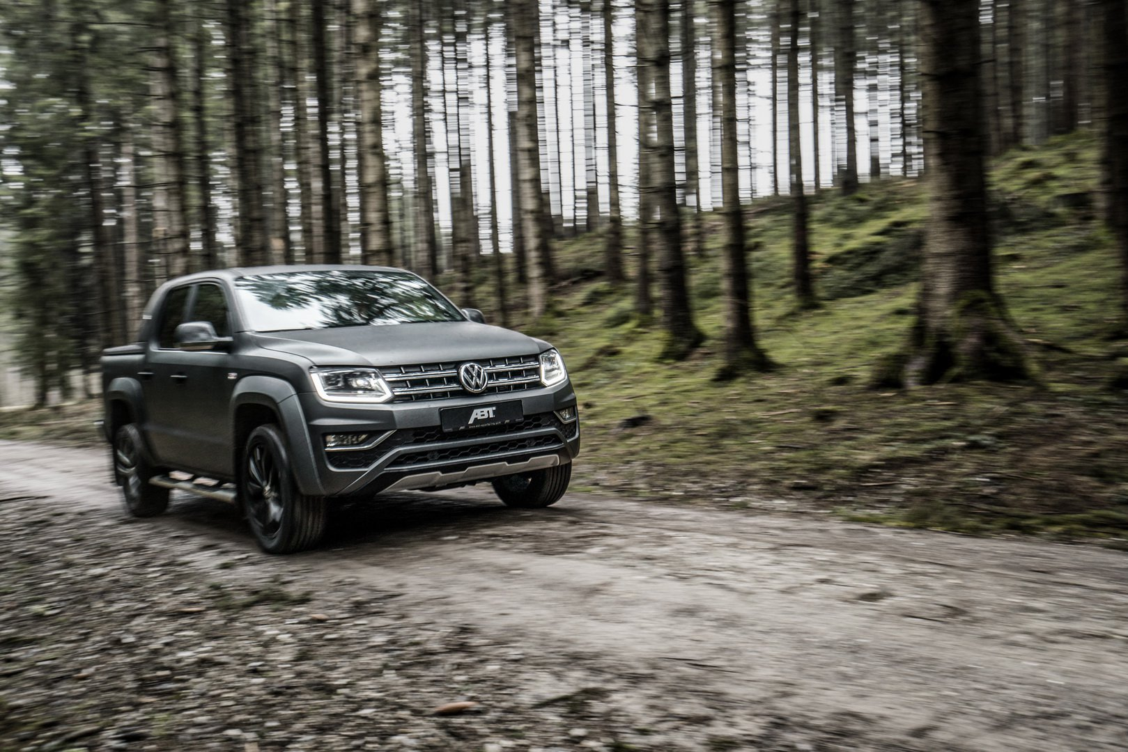 VW Amarok by ABT Sportsline