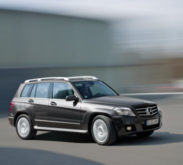 Mercedes-Benz GLK 220d