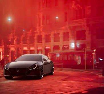 Maserati Quattroporte L'Ultimo