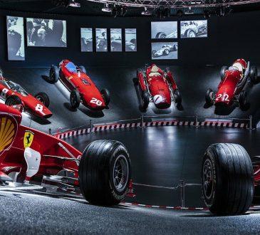 Ferrari izložba u Maranelu