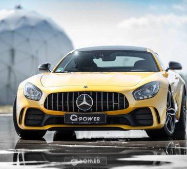 Mercedes-AMG GT R by G-Power