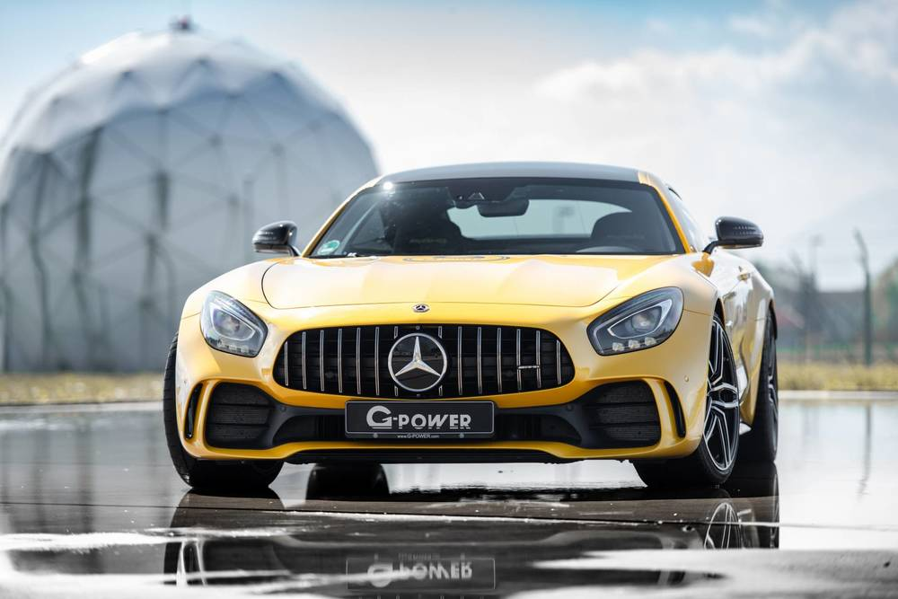 Mercedes-AMG GT R by G-Power