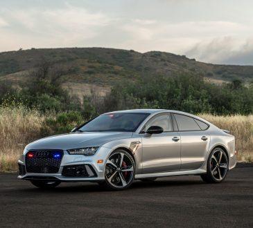Blindirani Audi RS7