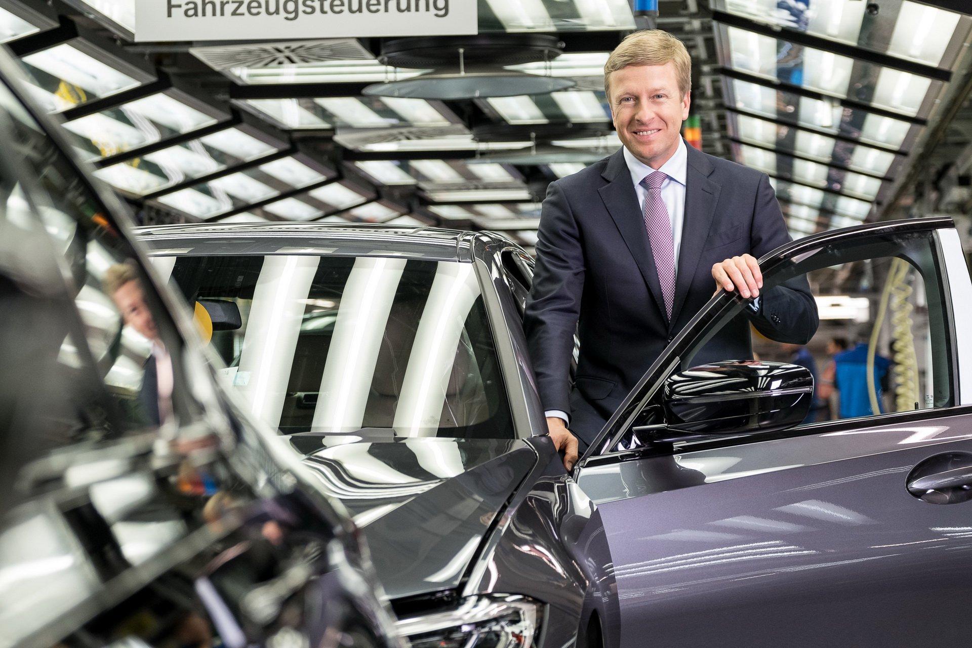 Oliver Cipse BMW