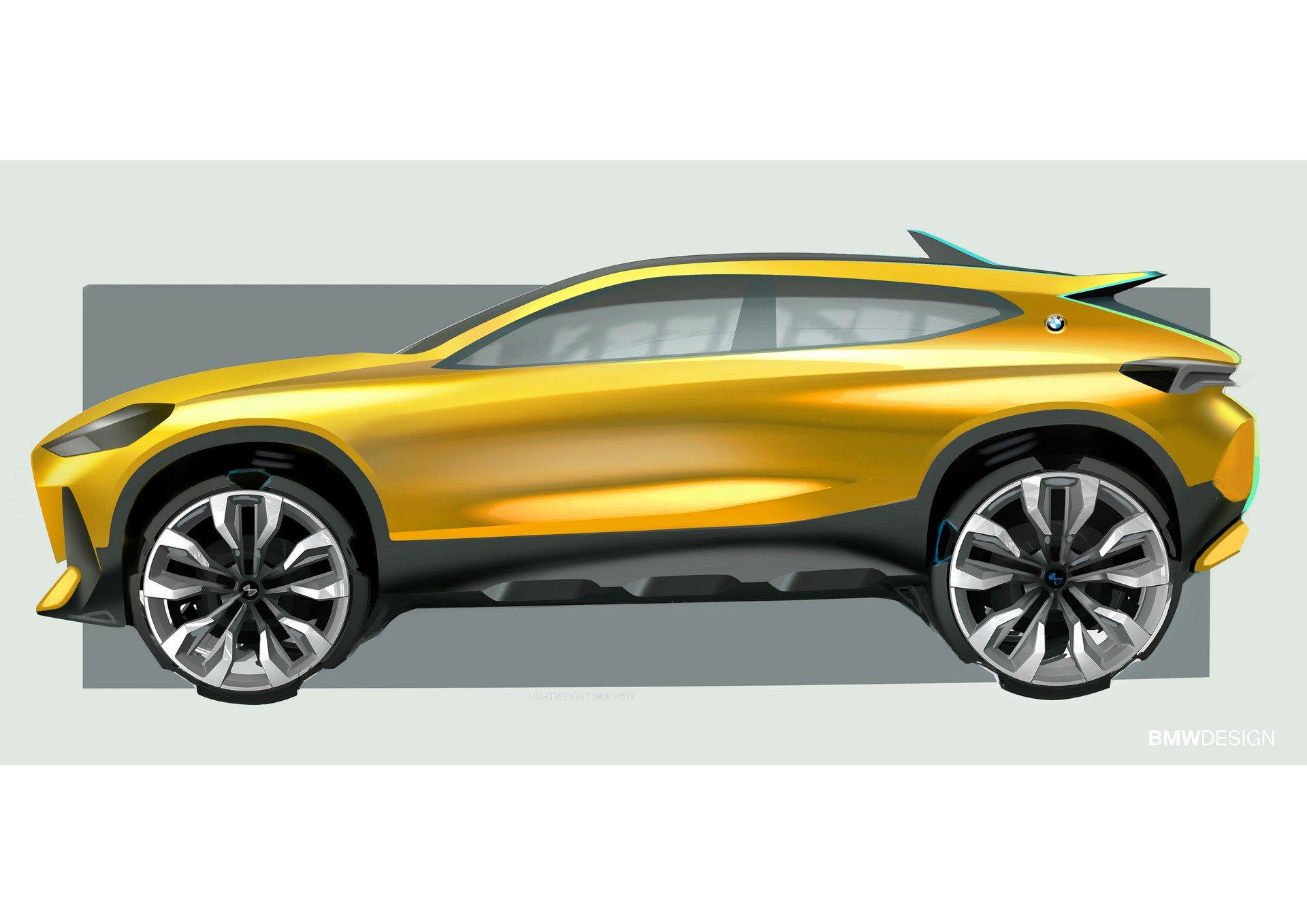 BMW X2 skice