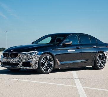 BMW Serije 5 - koncept Power BEV