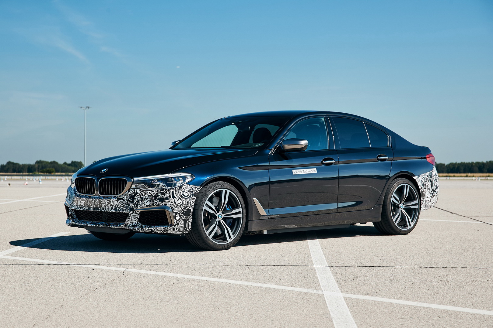 BMW Serije 5 - koncept Power BEV