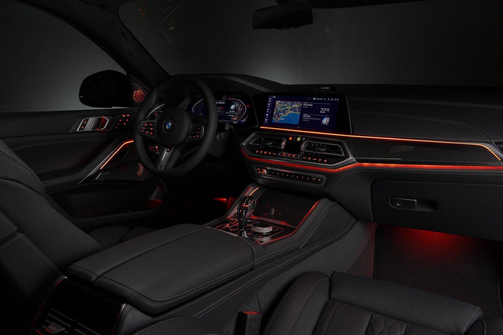 BMW X6 treća generacija