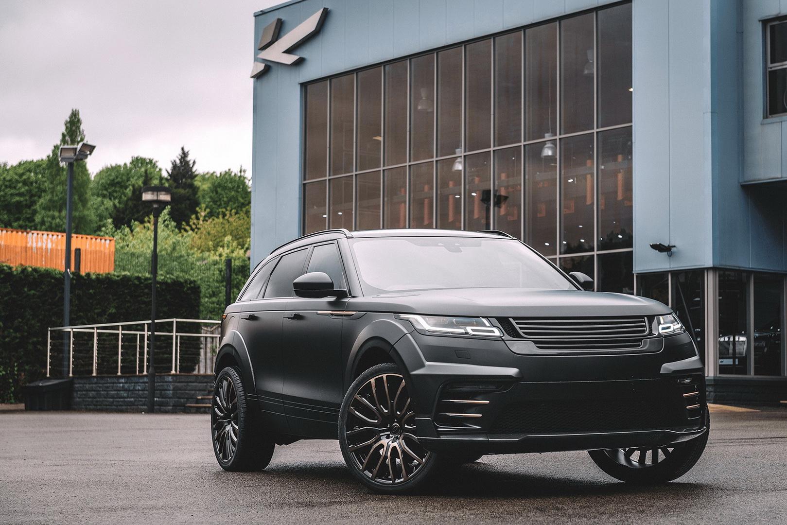 Range Rover Velar by Kahn Design
