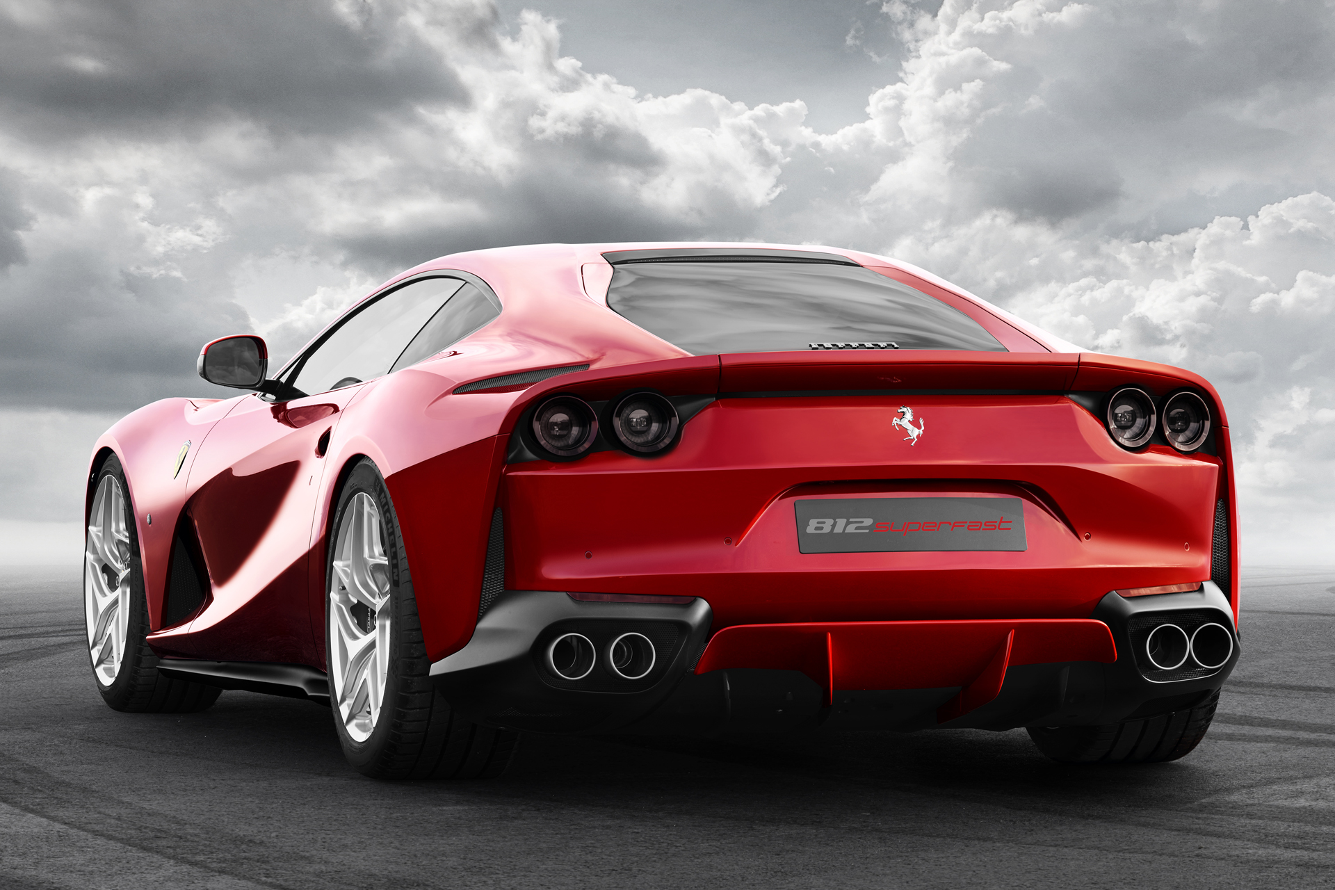 Ferrari 812 Superfast Spider