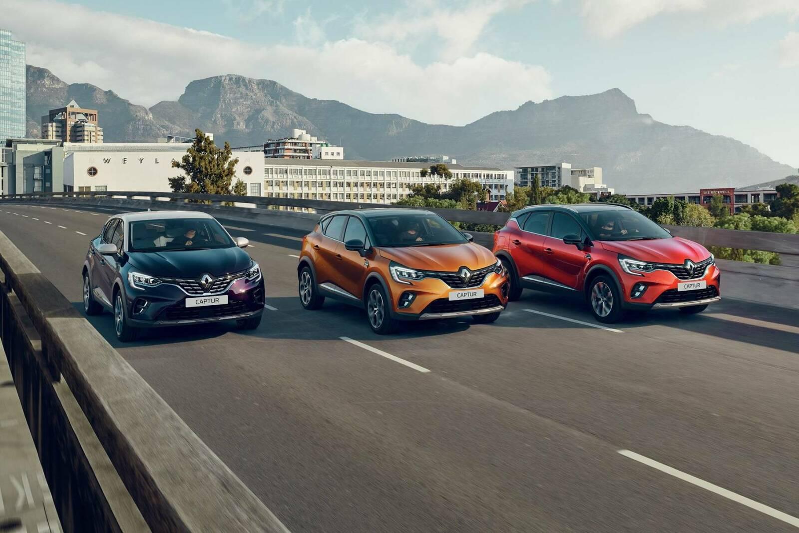 Renault Captur - druga generacija