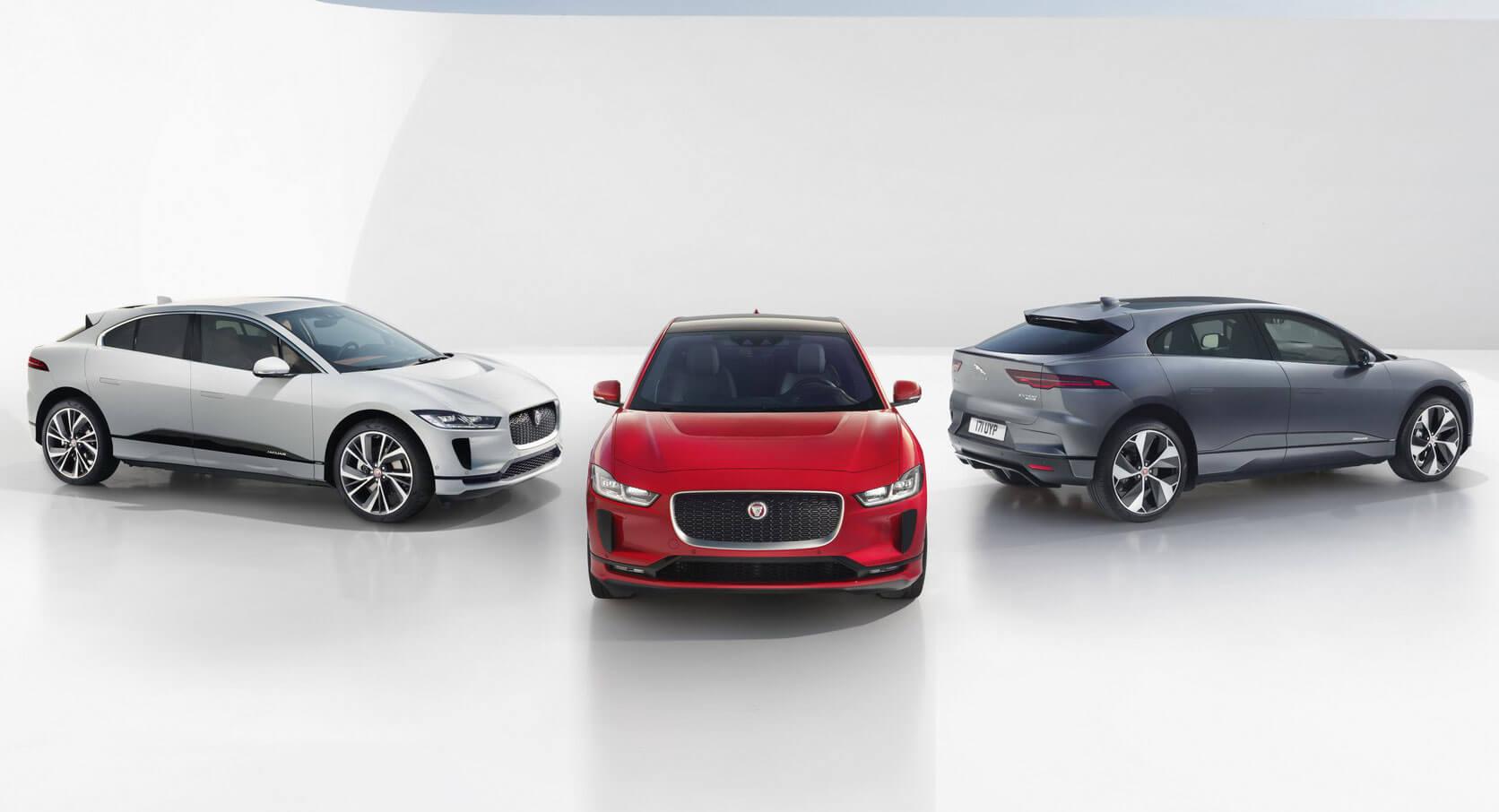 Jaguar Land Rover - Jaguar I-Pace