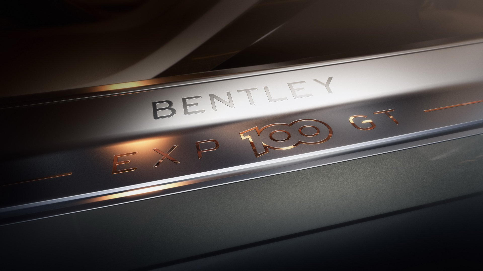 Bentley EXP 100 GT koncept