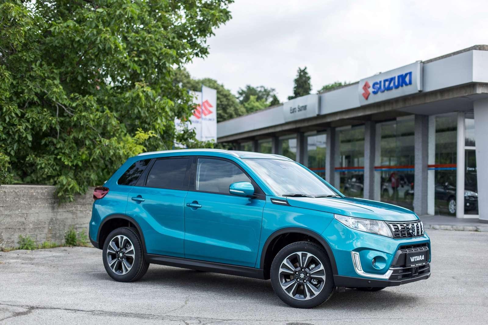 Suzuki Vitara Elegance