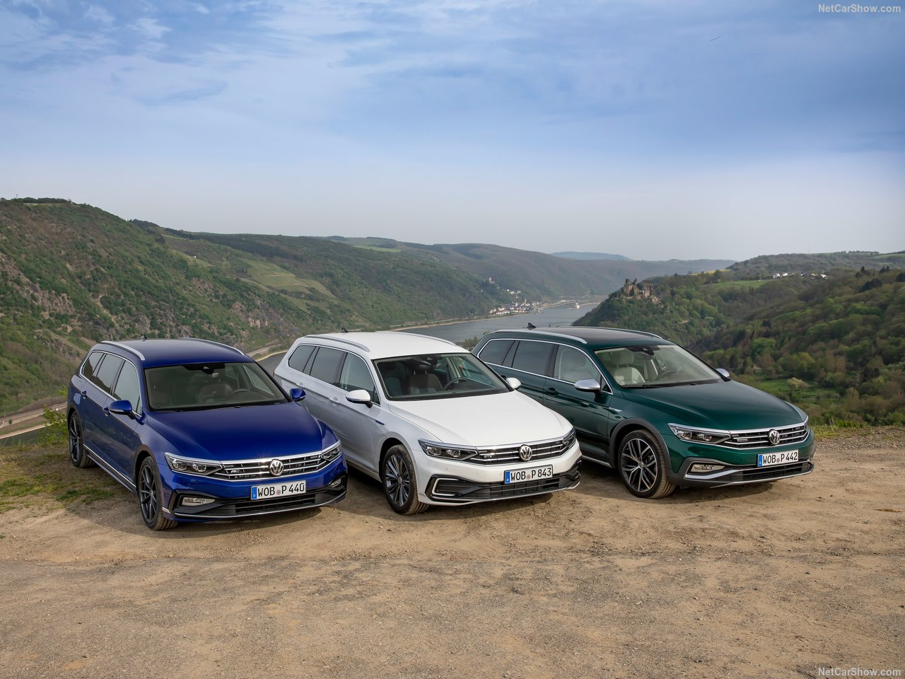 VW Passat TEST