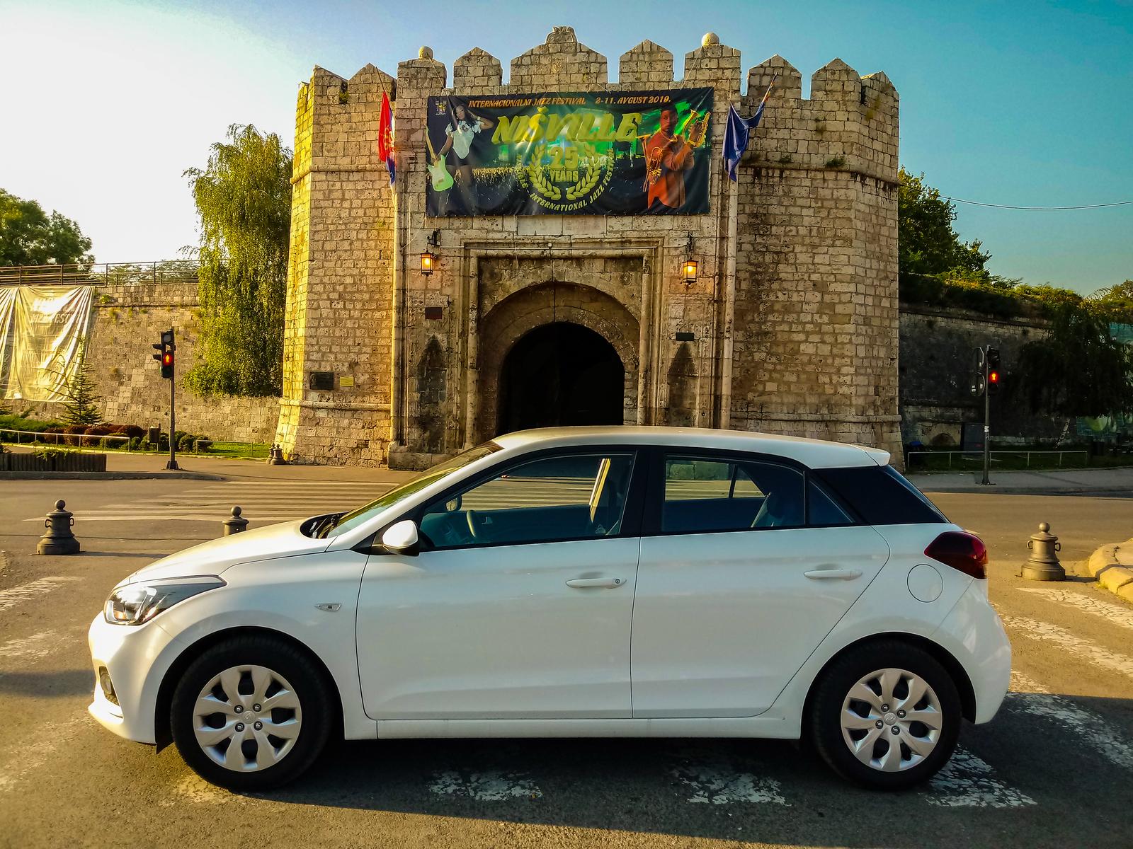 Hyundai i20 Novi Sad-Niš