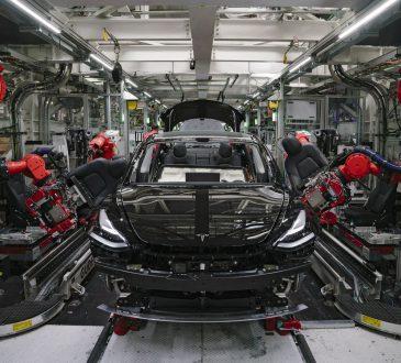 Tesla Gigafabrika, Nemačka