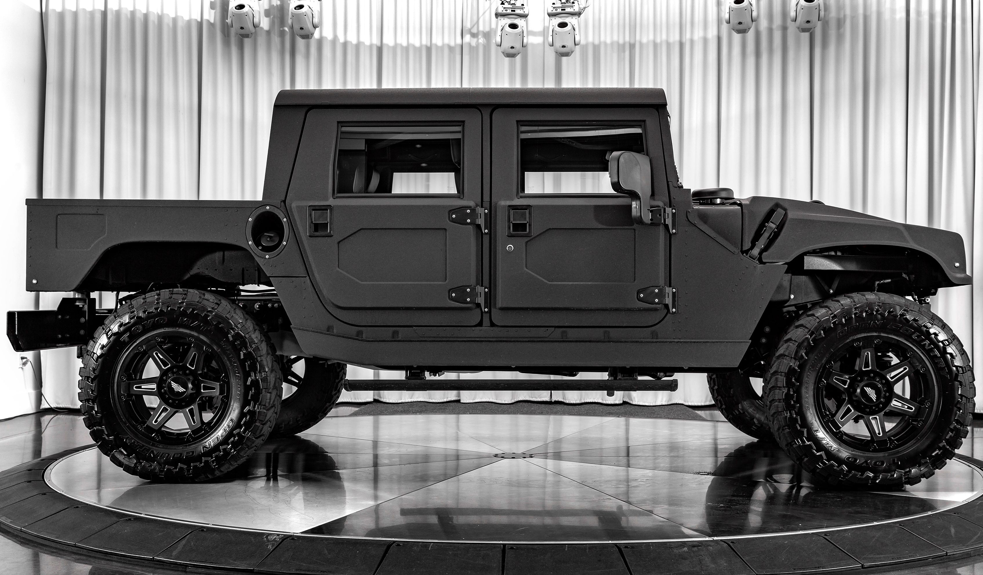 Hummer H1 by Mil-Spec Automotive