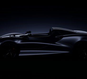 Novi McLaren Ultimate Series Roadster