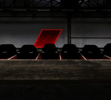 Novi Audi RS modeli - tizer