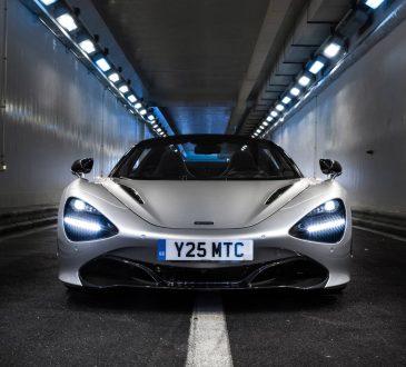 McLaren 720S - McLaren 750LT