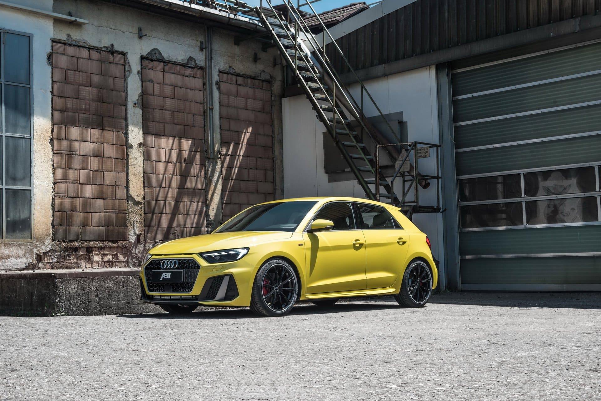 Audi A1 40 TFSI by ABT Sportsline