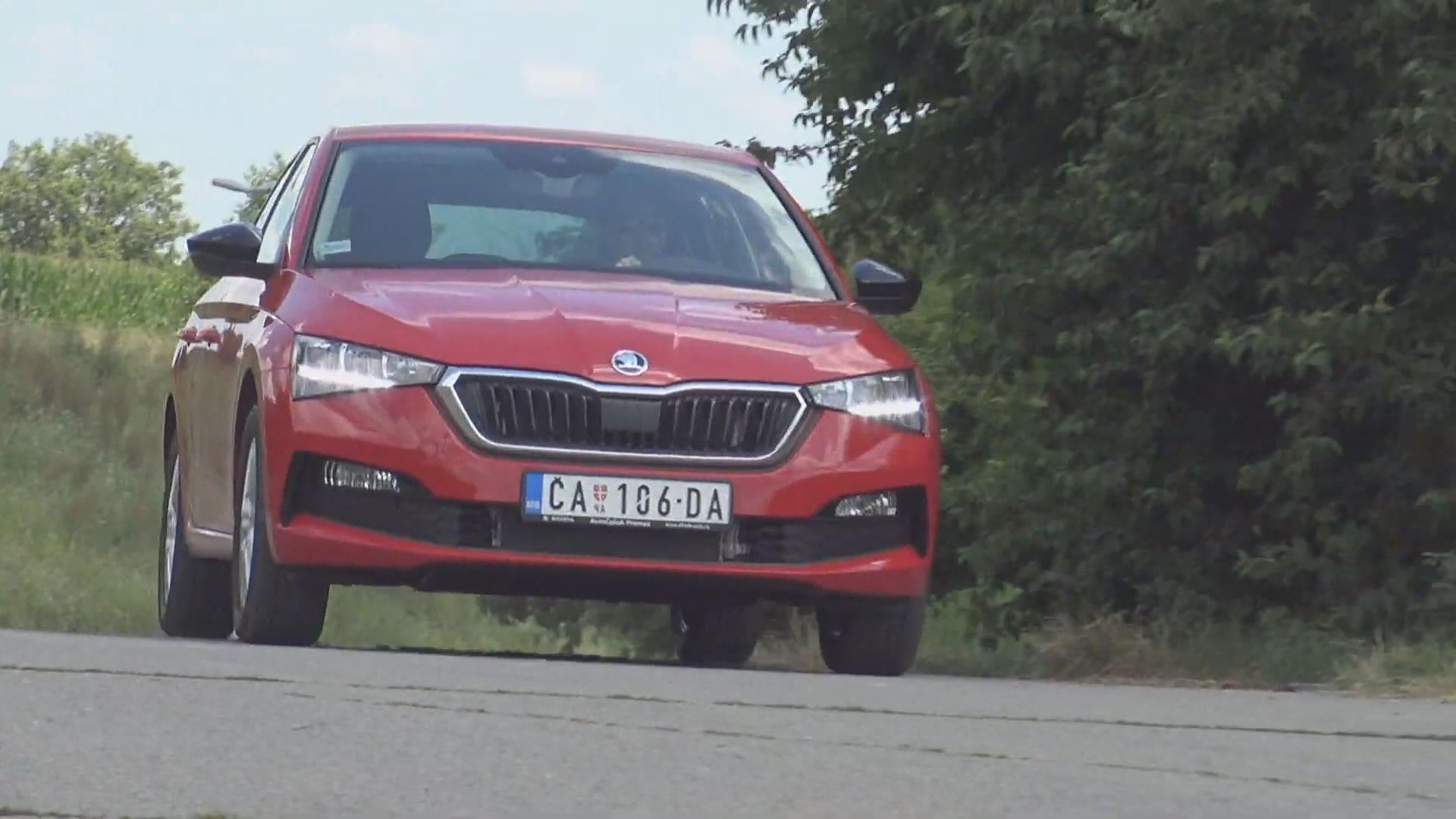 Škoda Scala - Vrele Gume TEST