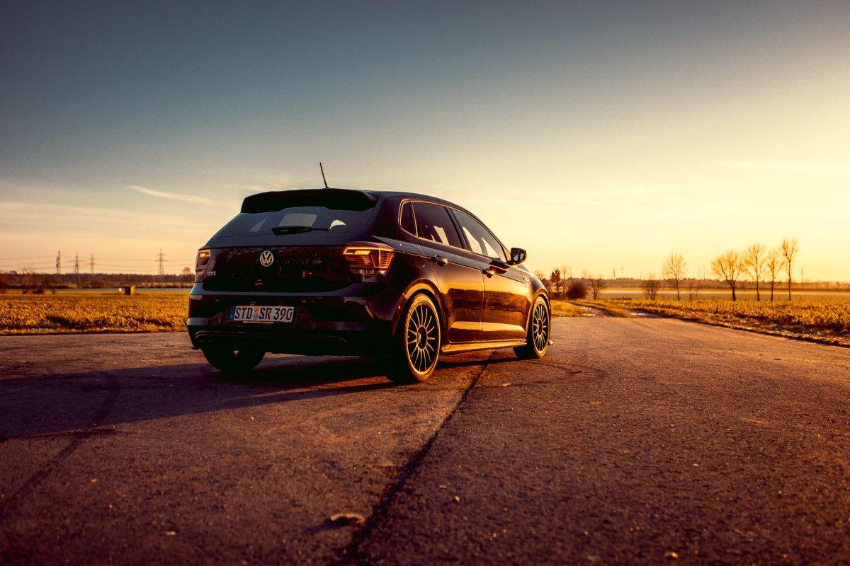 VW Polo GTI by Siemoneit Racing