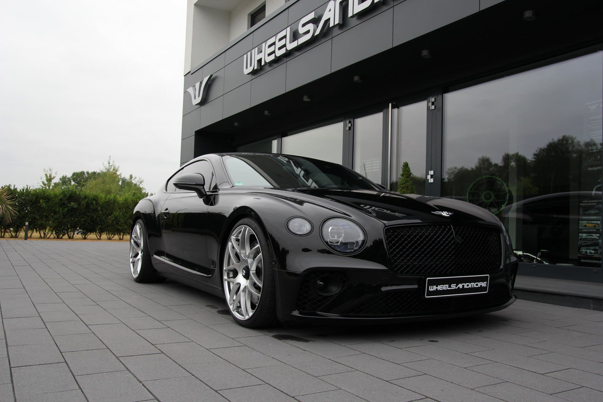 Bentley Continental GT by Wheelsandmore