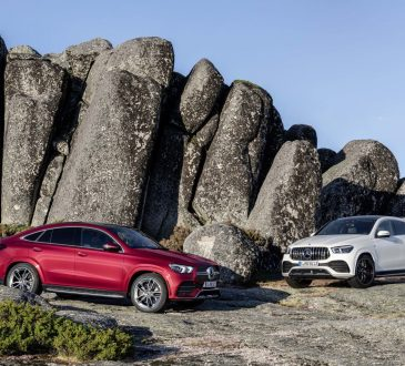 Mercedes-Benz GLE Coupe i Mercedes-AMG GLE 53 4Matic+